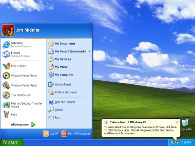 A Journey of Microsoft: Windows NT to Windows 8 [PICS]
