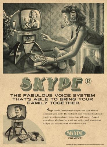 Social Media Vintage Ads (Pics)