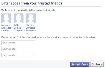 Facebook's Two New Security Features 'App Passwords' & 'Trusted Friends'