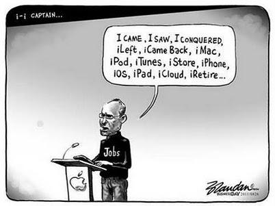 i and Steve Jobs (Comic)