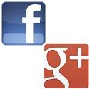 Facebook Google Plus