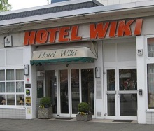 Hotel Wikipedia: Wikipedia's Official Theme Song