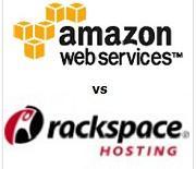 Amazon Web Service Vs RackSpace Cloud Service