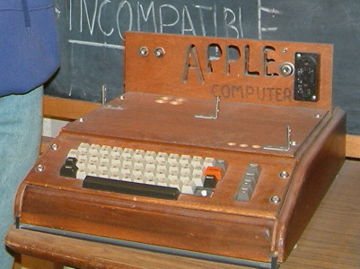 It's Apple's Birthday Today