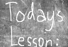blackboard-todays-lesson
