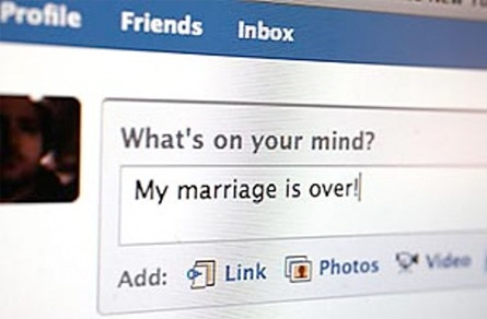 Is Facebook Really Responsible For Divorces?