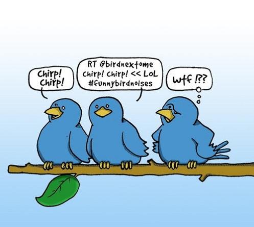 Twitter users species
