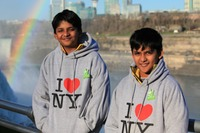 Shravan Kumaran and Sanjay Kumaran India's youngest CEOs.