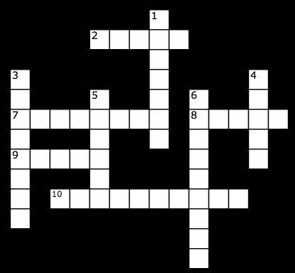 tech biz interactive crossword