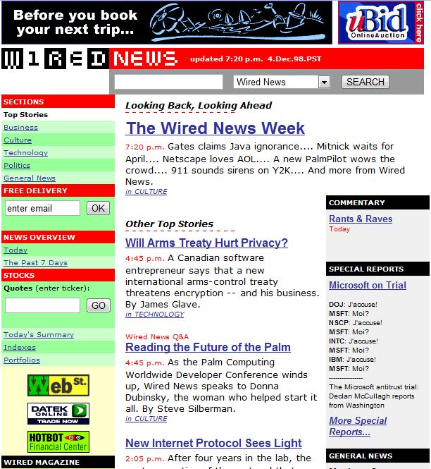 How World's Top 5 Social Media Blogs Looked Like in Past