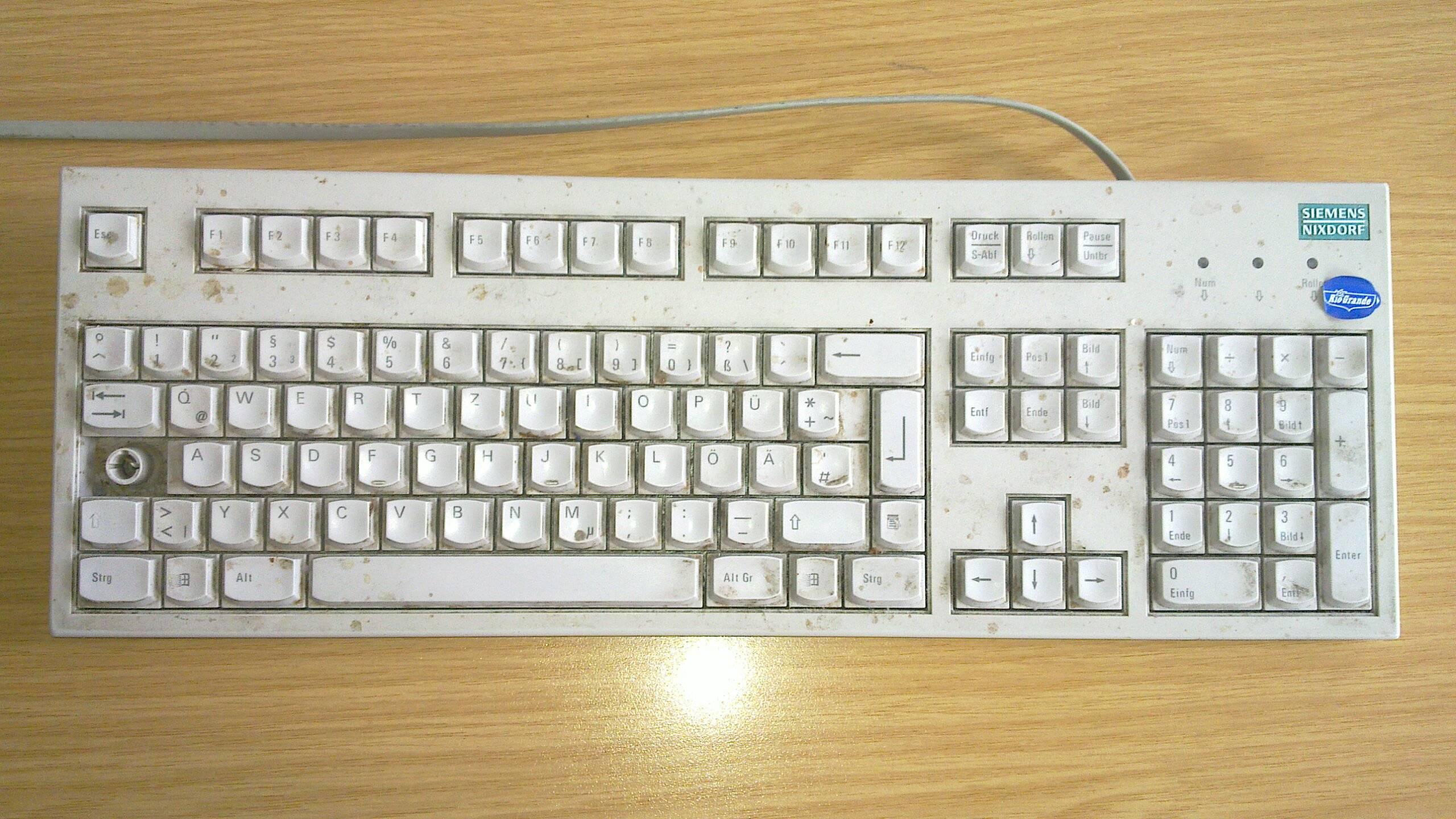 Прикольная картинка клавиатуры