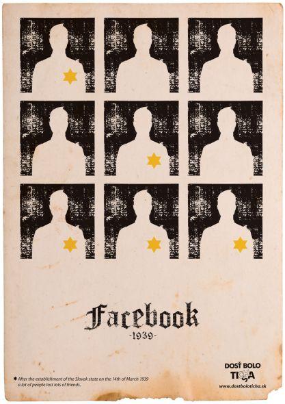 People Against Racism: Facebook 1939