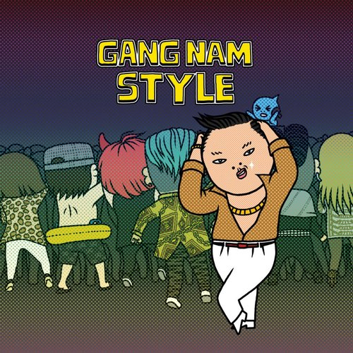 The Making of Gangnam Style Video