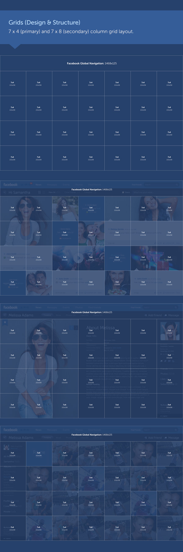 Facebook new design concept 6