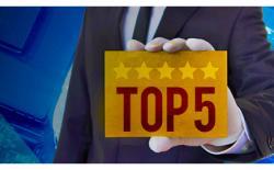 Top 5 Smartphone Companies of 2012