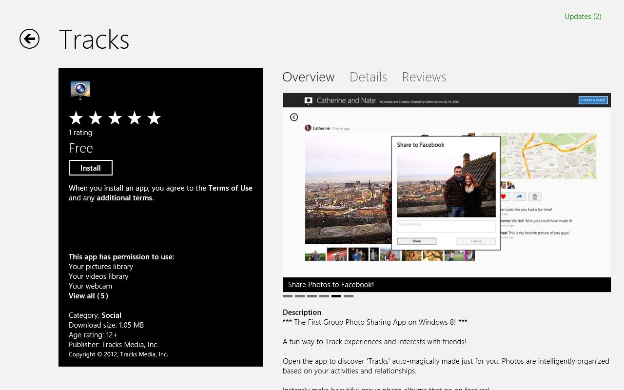 windows social apps
