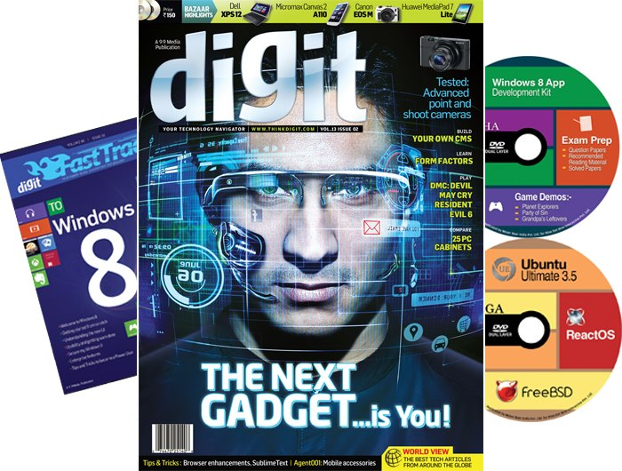 Win Digit Magazine's One Year Subscription [Giveaway]