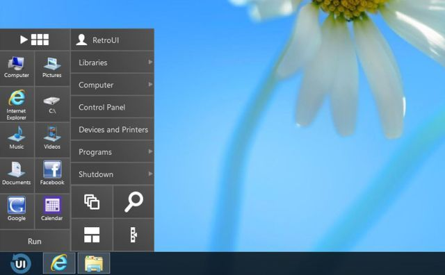 Windows 8 Start Menu Alternatives | thetecnica