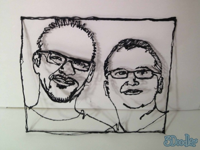Founders of 3Doodler