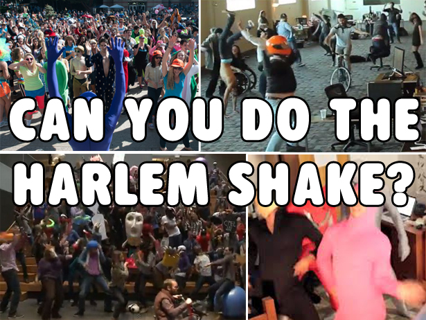 Top 15 Best Harlem Shake Videos