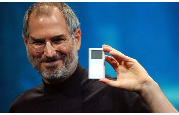 Steve Jobs Inspiration Behind iPod