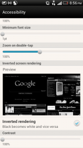 Browser Tweaks