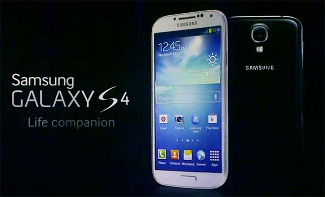 Samsung Galaxy S4 Specification, Features, Launch date and Price