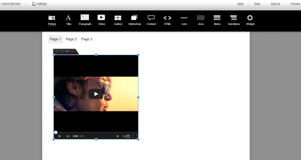 IM Creator screenshot 2