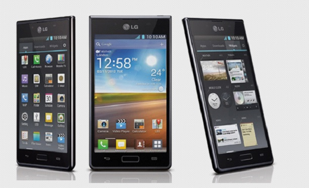 Samsung Galaxy Grand Vs. LG Optimus L7 II Dual