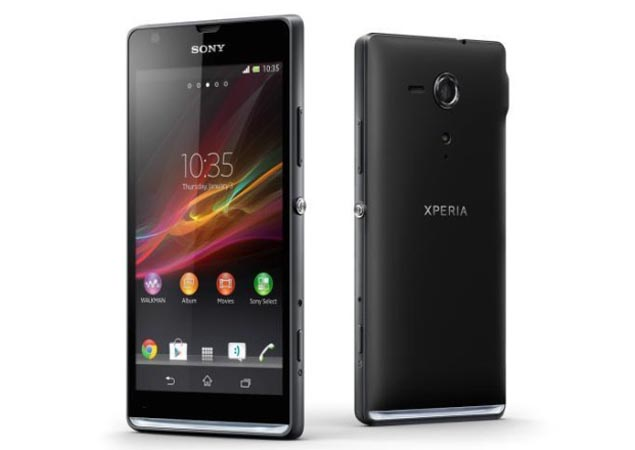 Sony Xperia SP Features, Specifications and Price in India