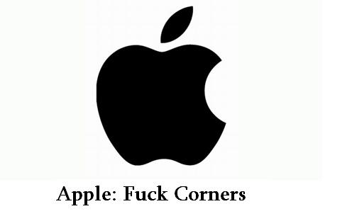 Apple Realistic Tagline