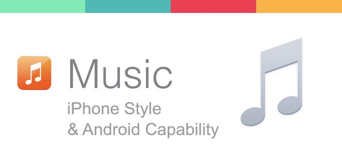 Hi Music - iPhone 5 Style