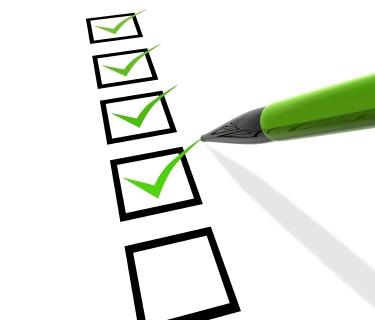 Checkliste der wichtigsten Dinge, die nach der Veröffentlichung eines neuen Blogposts zu tun sind