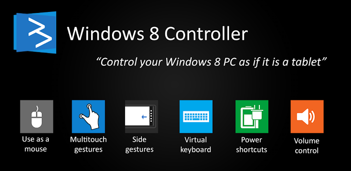 Control Windows PC / Laptop With Android Smartphone using
