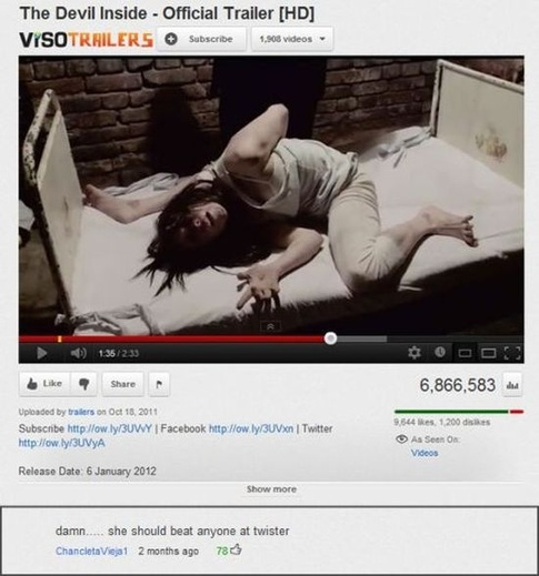 25 Funniest YouTube Comments Of All Time (Screenshots
