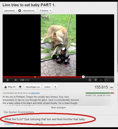 Image of: Fail Wikipedia 25 Funniest Youtube Comments Of All Time screenshots
