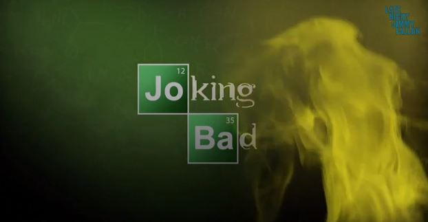 joking bad, breaking bad parody