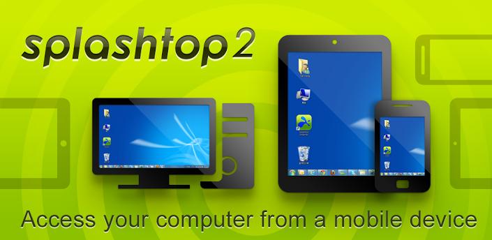 Splashtop-2 Remote Desktop Client Apps For Android