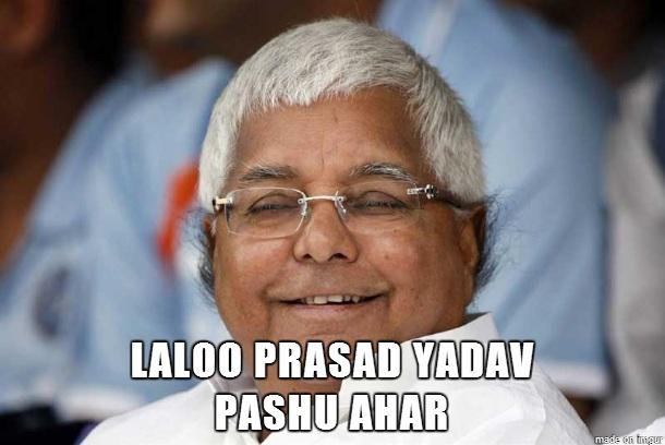 LALOO-PRASAD-YADAV-PASHU-AHAR-memes