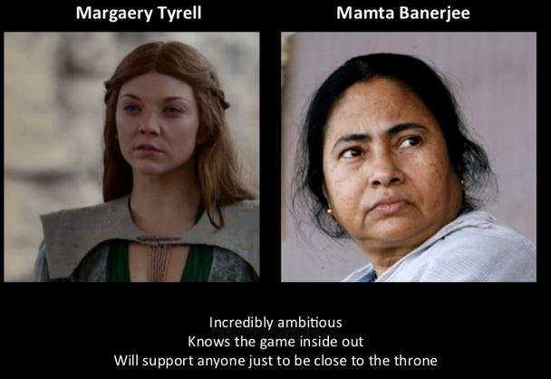 Mamta Banerjee as Margaery Tyrell