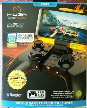 Moga Pro Power Gaming Controller-box