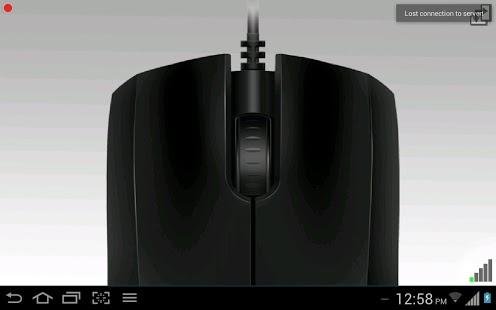 accelerator mouse