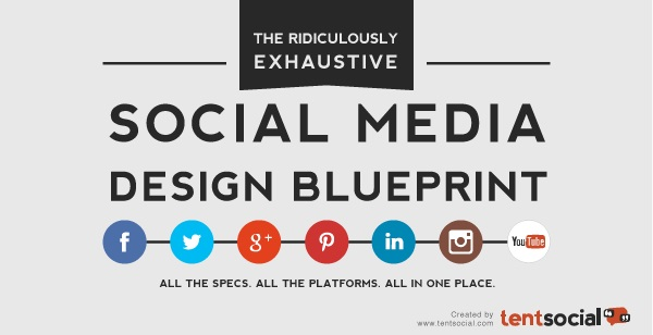 social media image sizing cheat sheet 2014
