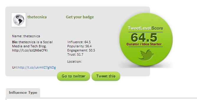 tweet level screenshot