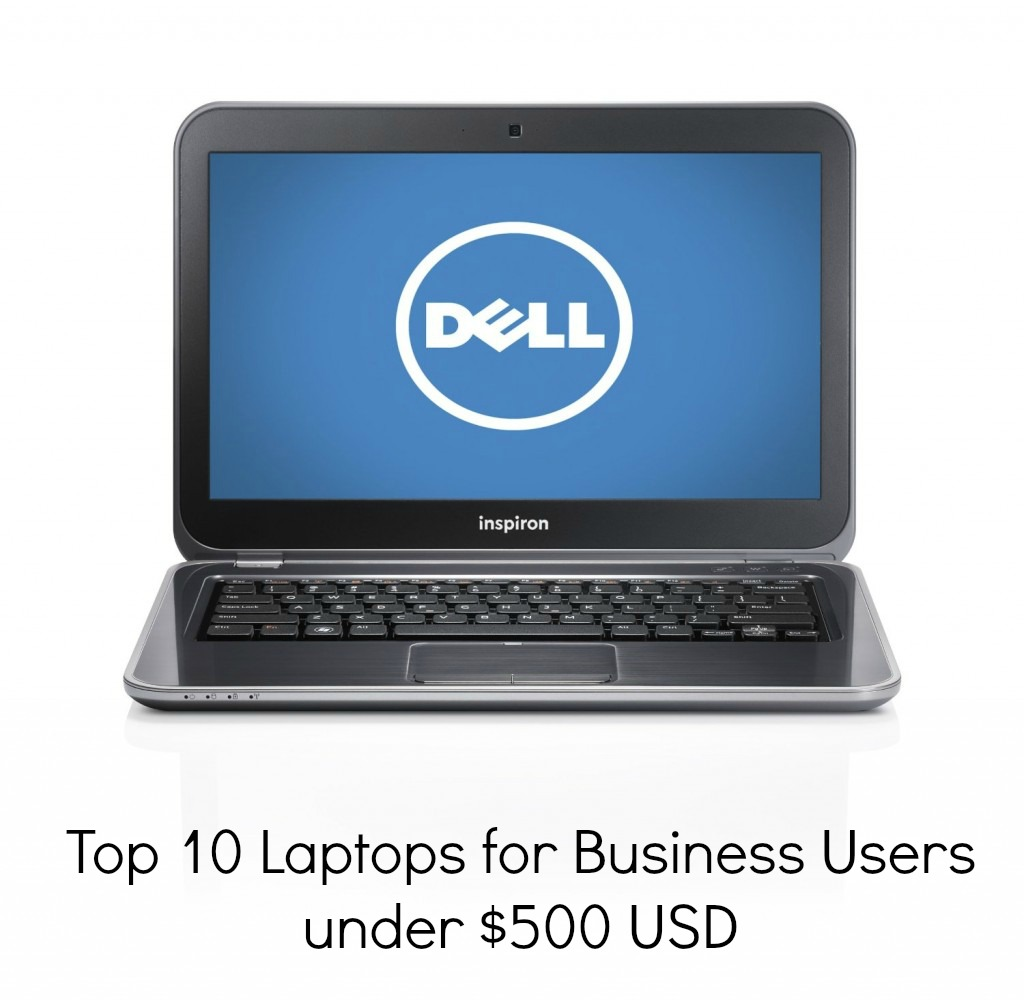 top 10 business laptops under 500