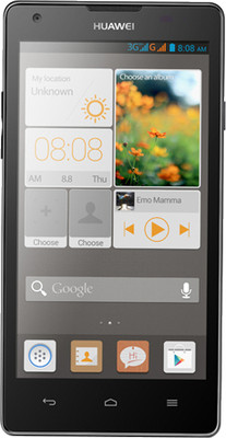 Huawei Ascend G700 - Android phone under 15k INR