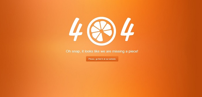 Juicy Graphics   404 page