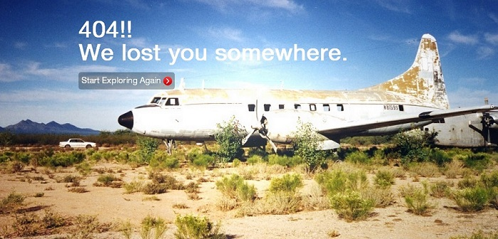 Poshvine 404 page