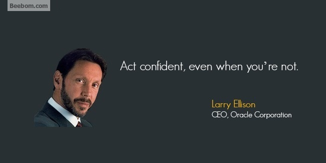 Larry Ellison quotes
