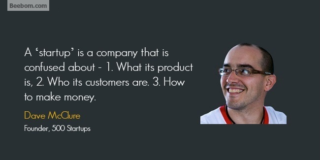 Dave McClure quotes
